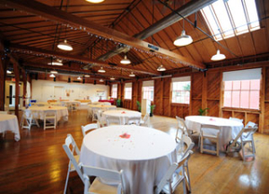 Dye House Event Space at Willamette Heritage Center