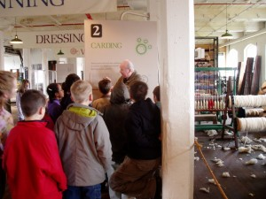 Mill Docent Training