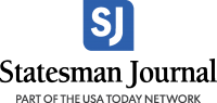 Logo of the Statesman Journal, sponsor of the 2017 Heritage Awards at the WIllamette Heritage Center in Salem Oregon