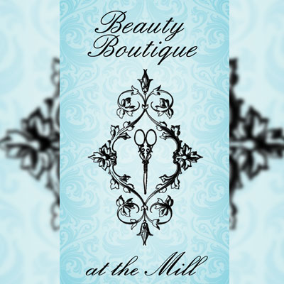 Beauty Boutique at the Mill at Willamette Heritage Center