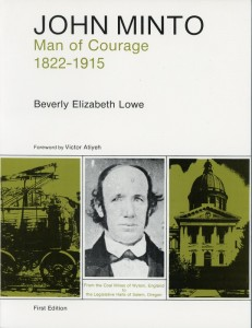 Publications: John Minto Man of Courage
