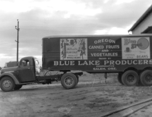 Jack and the Beanstalk – the Hollywood connection to a West Salem cannery