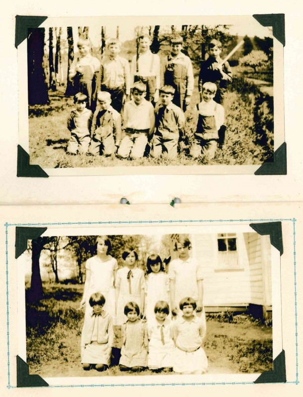 Prospect School pupils, 1928. WHC2015.066.0431