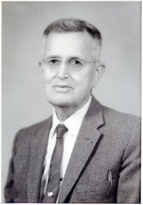 Lewis Edward Judson, Sr., proprietor of the Lewis Judson Dairy into the 1950s witnessed huge changes in the way we live during his 95 years. Photo Source: Willamette Heritage Center: 2010.056.0002