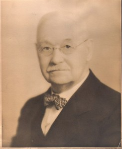 Charles Pleasant Bishop. Willamette Heritage Center Collections, M3 1990-007-0001