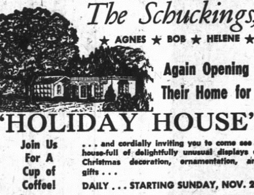Holiday House at Eola Acres