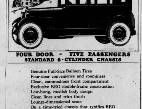 Mother – Daughter Roadtrip 1920 style