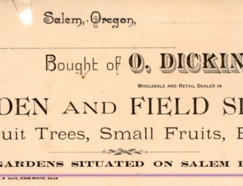 Obed Dickinson