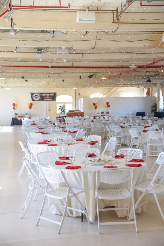 24th Annual Heritage Awards in the Spinning Room